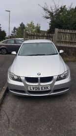 BMW 3 SERIES E90 320D SILVER AUTOMATIC