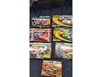 Huge Scalextric collection