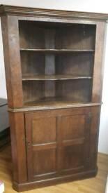 Vintage storage/book shelf for sale
