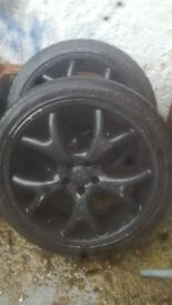 tsw 18inch alloys 5x100