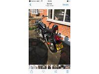 Pioneer moto bike 250cc