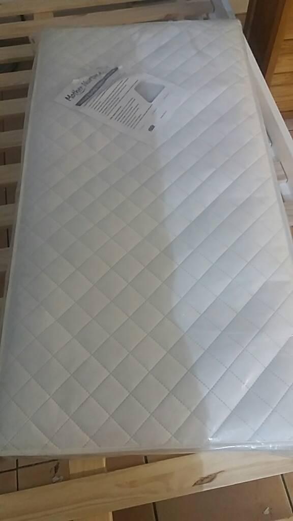 Cot mattress 120x60