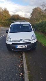 2015 15 Citroen Berlingo LX 3 seater NO VAT 75ps SatNav Imaculate Condition 18 month Warranty