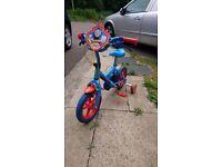 Thomas and Friends bike