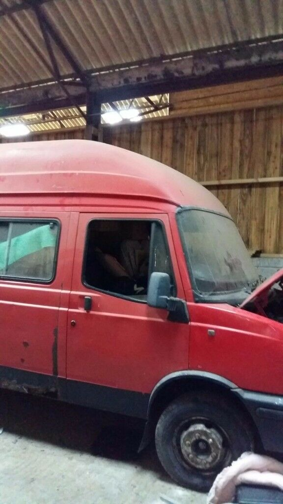 Spare or repair van