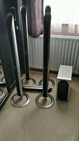 Lg 5.1 home cinema speaker