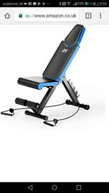 JX FITNESS Adjustable Weight Bench(new)