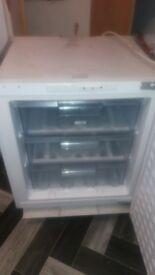 Integrated Undercounter Freezer