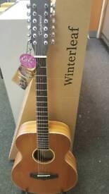Tanglewood Winterleaf Acoustic Guitar