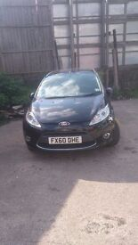 2010 Ford fiesta in very good condition full service history aux input remote door lockong radio_Cd