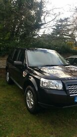 Much Loved Landrover Freelander with low mileage and FSH