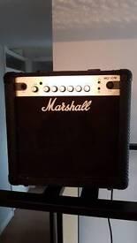 Marshall amp player