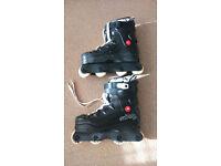 Airwalk roller skates