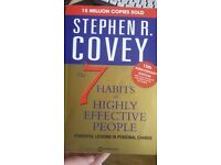 Book: The 7 habits of highly effective people