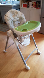 Graco Contempo Benny and Bell Highchair