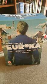 Eureka the collection