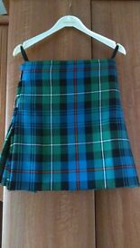 Pipe band uniform (For a child)