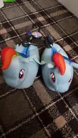Brand new children's slippers