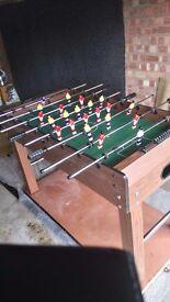 Home Football Table