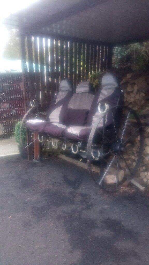 Vintage Garden seat