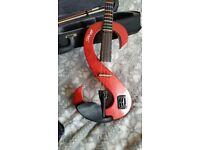 Stagg electric violin