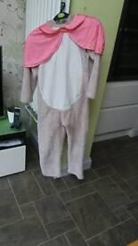 Floppys rabbit costume age 7-8
