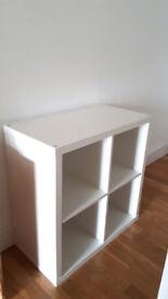 shelves Ikea white