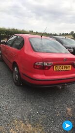 Car runs well. Few bodywork scratches. MOT just ran out. 180000 miles. Spacious boot. £400 ONO.