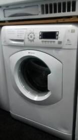 Wash machines hotpoint 8kg with waranty offer sale £117