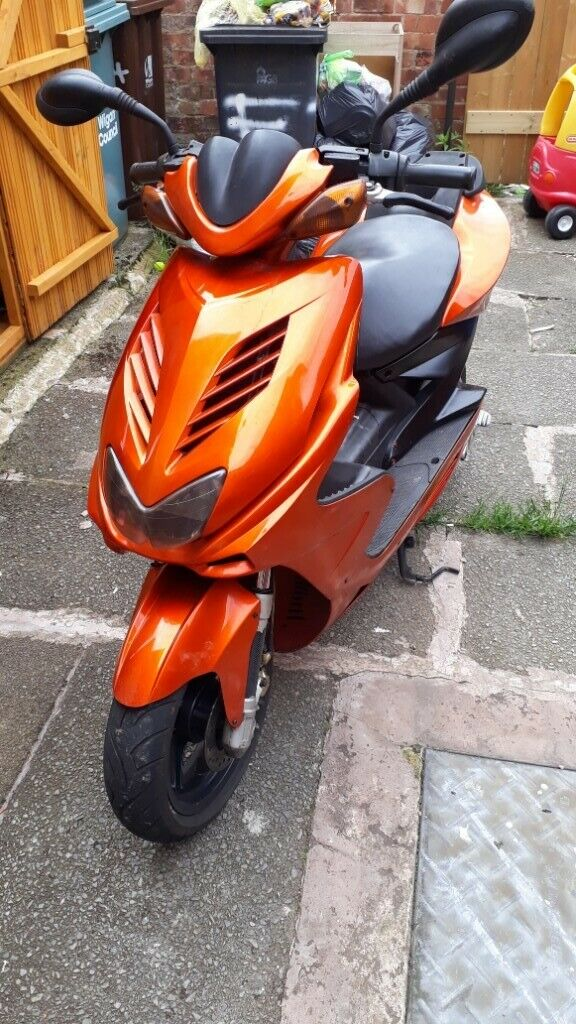 Moped for sale 50cc | in Wigan, Manchester | Gumtree