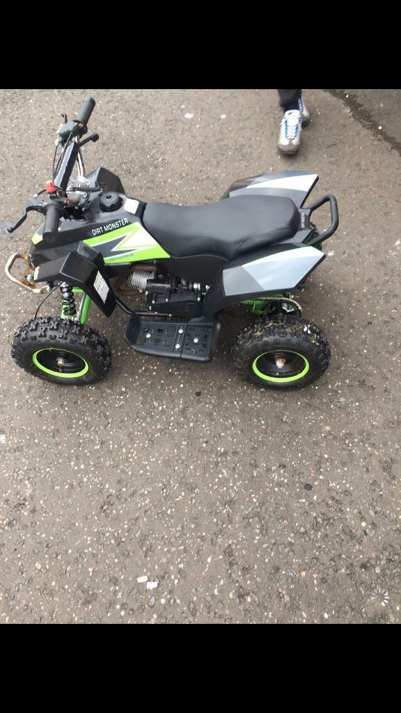 Kids 50cc Mini Quad Bike | in Dundee | Gumtree
