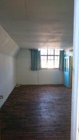 Art studio in charity-run warehouse £415pcm