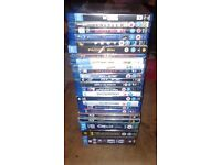 For sale blu ray movies
