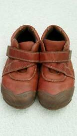 Podlers boys shoes size 11 genuine leather , like new