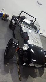 Robin Hood S7 - 2.0 Zetec kit car