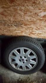 Winter wheels / tyres