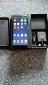 Samsung galaxy s8 mobile phone, unlocked, 64GB
