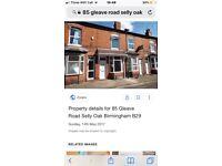 House to rent in Selly Oak Birmingham
