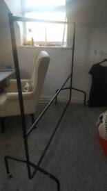 6ft hanging rail with cover