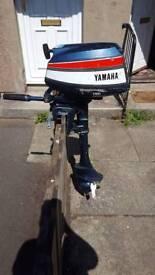 Yamaha 5hp aircooled