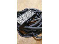 Stagg S-Series Stagebox - 24x XLR F Inputs/ 8x XLR M Outputs. Used RRP £300+