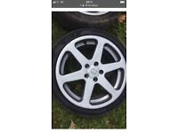 "Wanted 18"" Lexus tte Aero alloys"