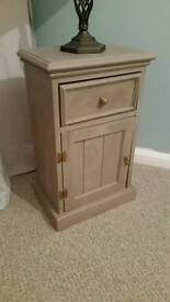 Up cycled shabby chique unit.