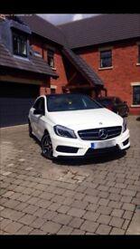 Reduced! Mercedes Benz 2014 A Class 1.5 High Spec Excellent Condition