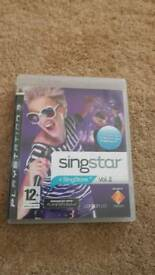 Singstar Volume 2 PS3