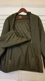 Designer man's jacket £15