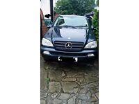 Mercedes 350ML 7 Seater Auto