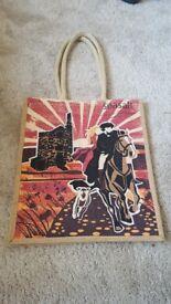 Brand new Poldark Seasalt shopping bag