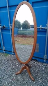 PINE CHEVAL / DRESSING MIRROR