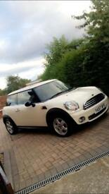 Mini One hatchback 2008 - low mileage and low price. Perfect condition - 12 mths MOT - 2 owners